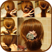 Simple Hairstyle Tutorials icon