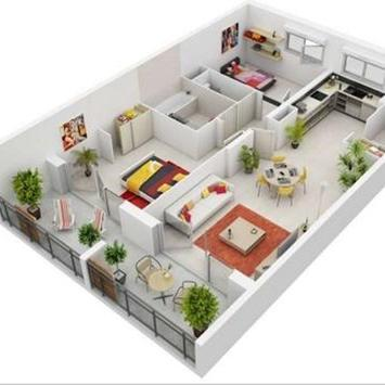 Small Home Design 3D screenshot 1