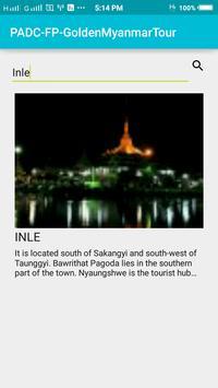 Golden Myanmar Tour (PADC) (Unreleased) poster