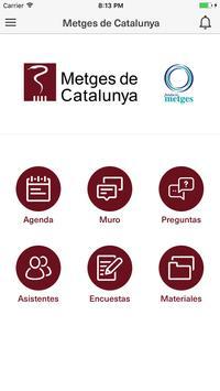 Metges de Catalunya poster