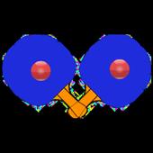 Paddle Ball icon