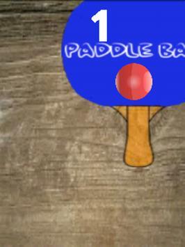 Paddle Ball screenshot 13