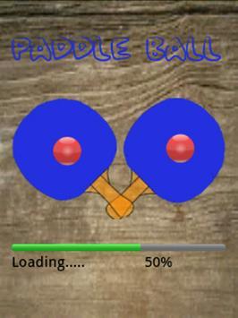 Paddle Ball screenshot 1