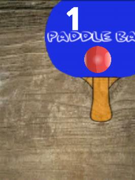 Paddle Ball screenshot 3