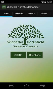 Winnetka-Northfield Chamber poster