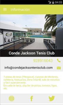 Conde Jackson Tenis Club screenshot 2
