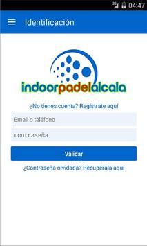 Indoor Pádel Alcalá poster