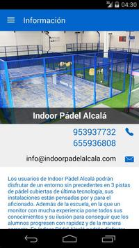 Indoor Pádel Alcalá screenshot 2