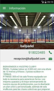 ballpadel screenshot 2
