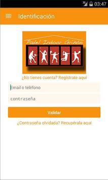 Padel Indoor Griñón poster