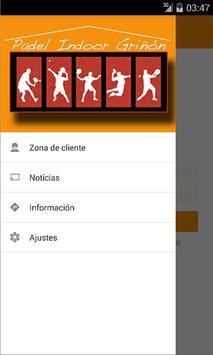 Padel Indoor Griñón screenshot 1
