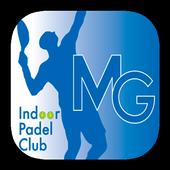 MG Indoor Padel Club أيقونة