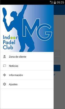 MG Indoor Padel Club تصوير الشاشة 1