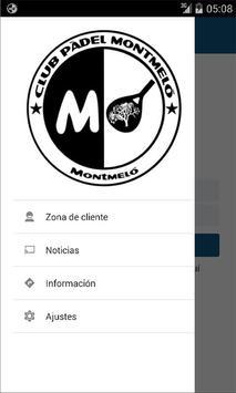 Pàdel Montmeló apk screenshot