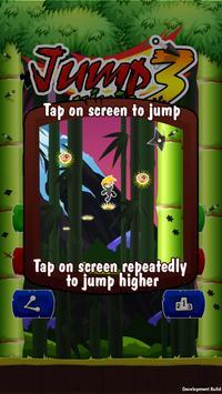 Ninja Jump! poster