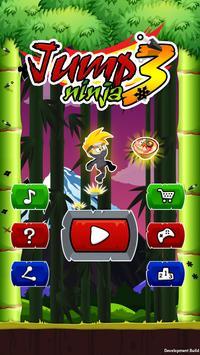 Ninja Jump! screenshot 1
