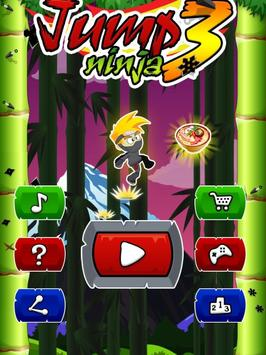 Ninja Jump! screenshot 6