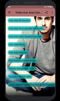 Video KUN ANTA Dan Lirik poster