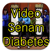 Video Senam Diabetes icon