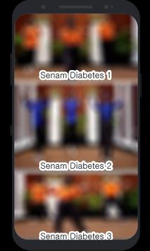 Video Senam Diabetes screenshot 4