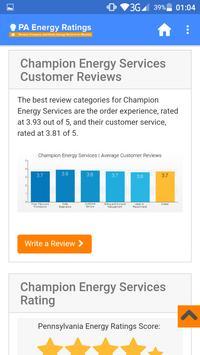 PA Energy Ratings screenshot 1