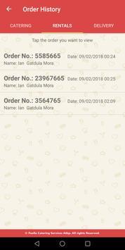 Paella Express Services screenshot 7