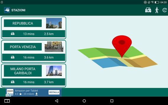 Train stations finder screenshot 7