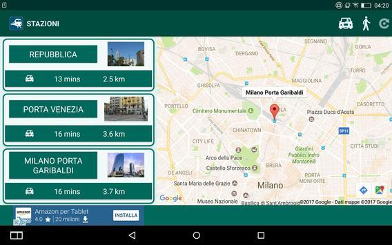 Train stations finder screenshot 9