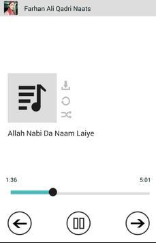 Farhan Ali Qadri All Naat apk screenshot