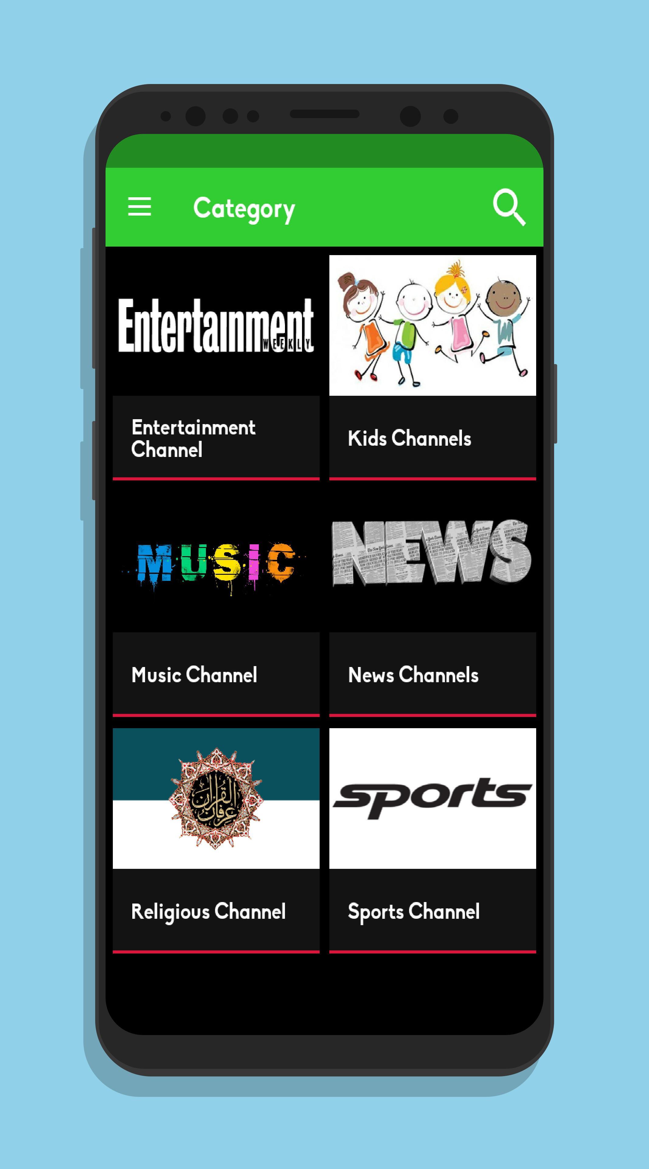 Pak Live TV Free App: News| Sports| Drama| Islamic for Android - APK