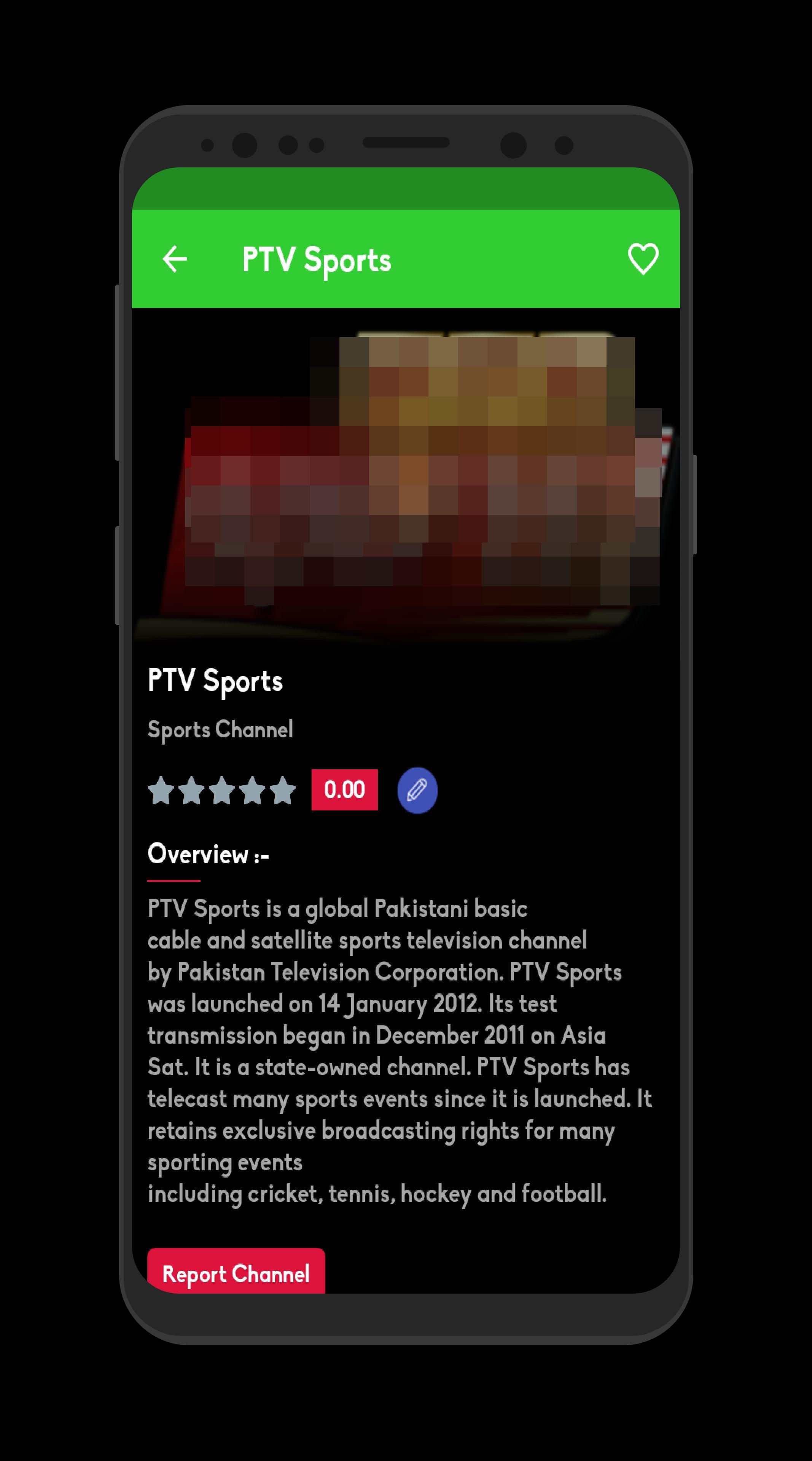 Ptv Sports M3u8