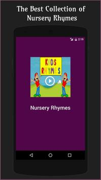 Nursery Rhymes & Kids Songs apk screenshot