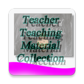 Teacher's Teaching Materials Collection icon