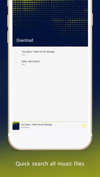 MP3 player Music player apk screenshot