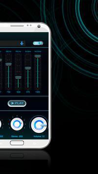 Music volume booster screenshot 1