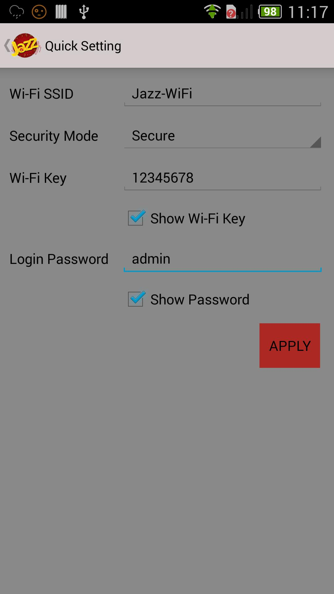 Jazz WiFi for Android - APK Download