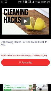HouseHold Hacks screenshot 2