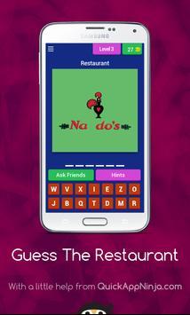 Guess The Restaurant screenshot 3