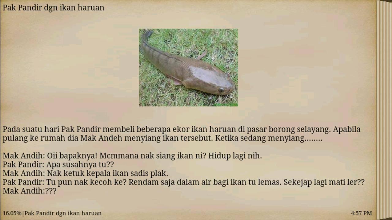 Kisah Lucu Pak Pandir For Android APK Download