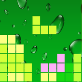 Green Drop Bricks icon