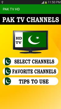 All Pakistan TV Channels Help poster