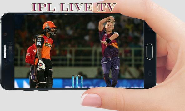Free live cricket TV apk screenshot
