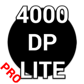 4000 DP PRO LITE for BB WA FB icon