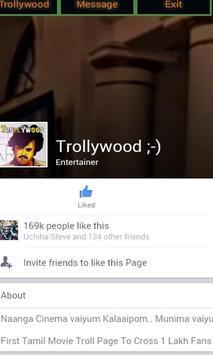 trollywood apk screenshot