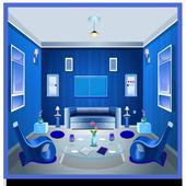 Paint Color Decoration Concept icon