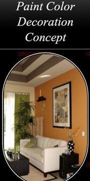 Paint Color Decoration Concept poster