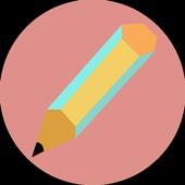 ラクガキ帳 icon