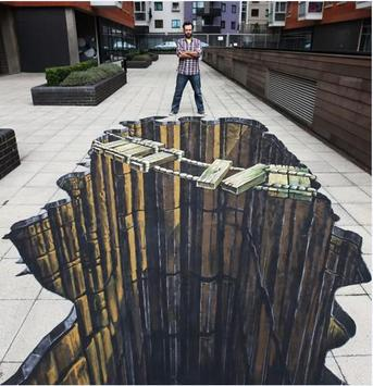 3D Paintings poster