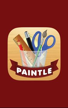Paintle poster