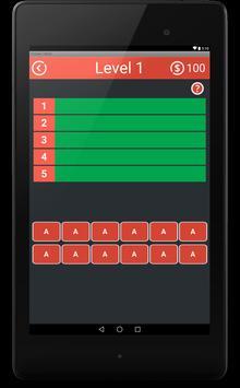 5 Clues 1 Word screenshot 3